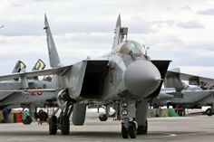 "Another modernisation has been announced for the aged Russian Mikoyan Mig-31 ""Foxbat"". Moscow announced that the Mig-21BM is now operational in ir defence role, with new avionics, digital data links, new multimode radar, & newer multi-function more powerful computer.Capable of using more modern weapons & has longer range."