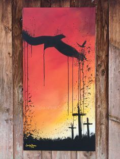 easy christian christmas painting ideas - Google Search