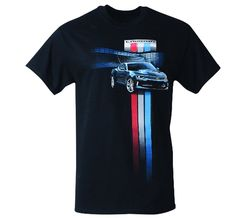 1f485e7a139f New Camaro Generation Racing Stripe Men Short Sleeve T Shirt