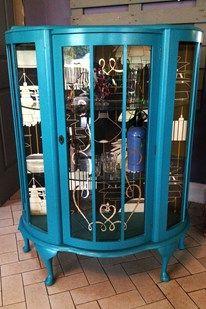 Cocktail Cabinet - different color perhaps?