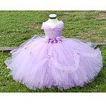 vestido de bola corto / mini vestido de niña de flor - cuello de joya sin mangas de organza con rebordear por ydn 2017 - $894.77