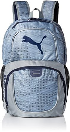 f3fd5a6c3b Puma Mens, Boys Backpacks, Laptop Sleeves, Grey, Coat, Bags, Lunch Boxes,  Contour, Pockets
