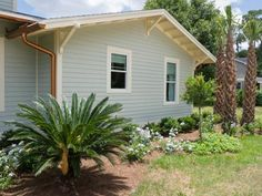 Tell us which DIY Network Blog Cabin exterior you like the most. From the experts at DIYNetwork.com.