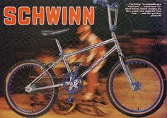 schwinn sting bmx