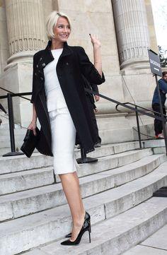 Cameron Diaz Photos: Celebrities Arrive At Chanel Fashion Show