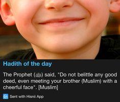Hadith of the day👩👦 Islam Hadith, Islam Muslim, Allah Islam, Islam Quran, Muslim Women, Hadith Quotes, Muslim Quotes, Quran Quotes, Qoutes