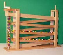 The Archimedes Marble Run Toys: