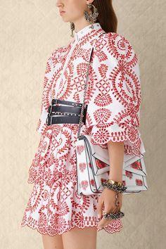 Карпатская этника в круизных коллекциях | Vogue Ukraine