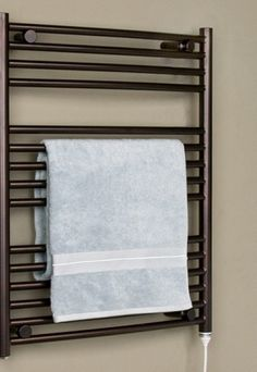 Every bathroom needs a little toasty towel warmer! - the perfect gift for Christmas.  https://srijanexportstowelwarmers.co.uk/