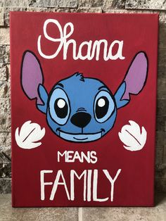 Easy Canvas Art, Easy Canvas Painting, Mini Canvas Art, Kids Canvas, Painting Edges, Canvas Ideas, Disney Canvas Paintings, Disney Canvas Art, Disney Wall Art