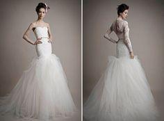 Catherina - Ersa Atelier 2015 Collection. www.theweddingnotebook.com