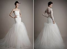 Catherina - Ersa Atelier 2015 Collection. www.theweddingnotebook.com