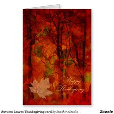 31 best businesscorporate thanksgiving cards and postcards images autumn leaves thanksgiving card colourmoves