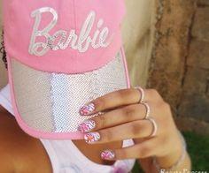 Pink Barbie Hat ~Barbie World~