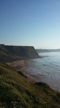 Playa Los Locos-Suances (Cantabria)