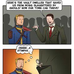 Fallout 3 | New Vegas