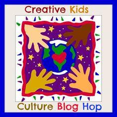 Creative Kids Culture Blog Hop Button