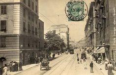 GENOVA - Corso Buenos Ayres - FOTO STORICHE CARTOLINE ANTICHE E RICORDI DELLA LIGURIA