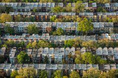 Summer over the city, George Steinmetz