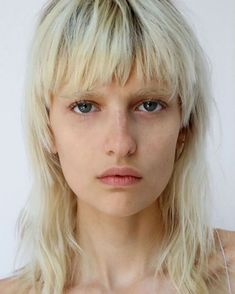 Dreamy inspo from The Lab Models Medium Hair Styles, Natural Hair Styles, Short Hair Styles, Hair Inspo, Hair Inspiration, Hairstyles With Bangs, Cool Hairstyles, Modern Mullet, Mullet Hairstyle