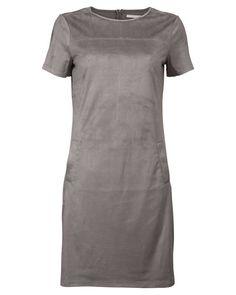 Yaya jurk grijs