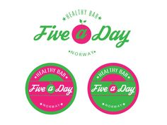 Create a cool logo for Five a Day - we would like your suggestion by Dream Boulevard