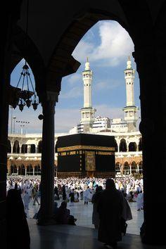 The Holy Mosque; Kabe - Makkah (Saudi Arabia)