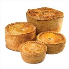 pork pies - British pub food made with pork and sausage Pastry Recipes, Pie Recipes, Cooking Recipes, Steak Recipes, Scottish Recipes, Irish Recipes, English Recipes, Mary Berry, Homemade Pork Pies