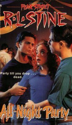 R.L. Stine Fear Street All-Night Party (No. 43)