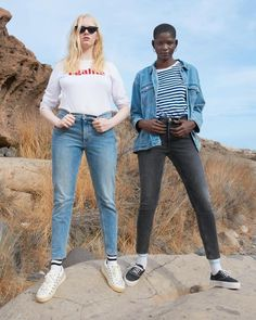 33 Best Denim by Monki images in 2020   Vintage mom jeans