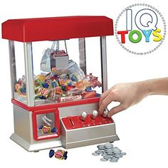 Kids' Handheld Games - Electronic Claw Game ** You can find more details by visiting the image link.