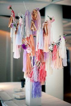 confettisystem, engagement parties, tassel