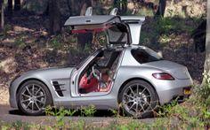 Baby Mercedes Benz SLS AMG
