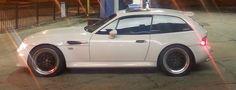 M Coupe Alpine White