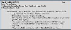 DUFFY: Time to ask the Wright questions | National Observer