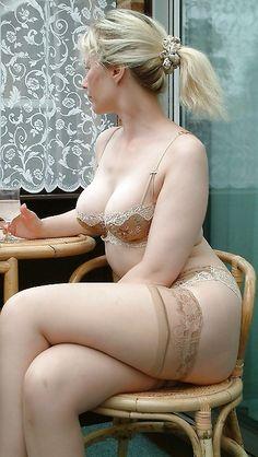 Reife Frauen sind wunderbar !