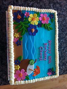 Resultado de imagen para luau cupcakes