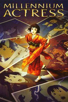 The style of  manga and anime artist Satoshi Kon