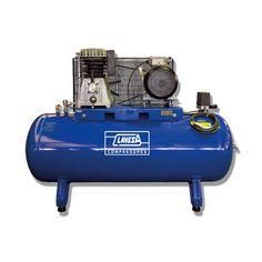 ANTES 1155€ AHORA 981,75€ TODO INCLUIDO 3 UNIDADES A LA VENTA Compresor correas 5,5 cv 300 litros trifásico