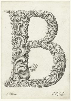 Lettere grottesche, 1600