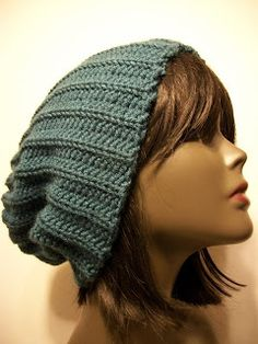 Knots and Loops: Oruaka Slouchy Hat and Cowl PATTERN!!!