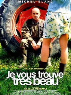 Photo (1 sur 9) du film Je vous trouve très beau, avec Michel Blanc, Medeea Marinescu