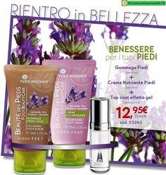 Rientro in Bellezza Benessere per i TUOI Piedi in 3 Step❗Freschezza e Cura… Yves Rocher, Shampoo, Personal Care, Bottle, Board, Instagram Posts, Beauty, Lavender, Self Care