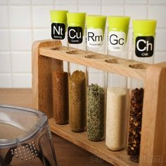 Dean And Deluca Spice Rack Lunch Meets Shopping At Dtla's Zinc  Pinterest  Test Tubes Dean