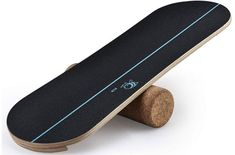 Core Balance Board for Exercise Training with Roller Balance Board Exercises, Simply Fit Board, Bamboo Decking, Major Muscles, Backpack Reviews, Plank Workout, Exercise For Kids, Trainers, Core