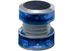 iHome Blue Translucent Portable Multimedia Speakers - IHM60 BLUE $19.99. I have these in pink.