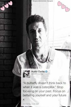 I've never heard anything said better than this || Austin Carlile
