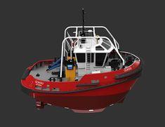 Tiny Boat, Shanty Boat, Cool Boats, Aluminum Boat, Yacht Boat, Tug Boats, Boat Design, Speed Boats, Model Ships