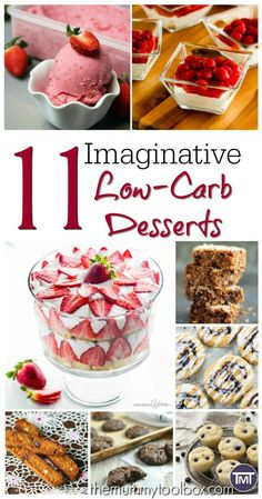 Some of my favourite low-carb dessert recipes to help me keep to my post-baby fitness goals and help when I am counting macros to avoid giving in to carbs. Low Car Desserts, Diet Desserts, Easy Desserts, Delicious Desserts, Dessert Recipes, Good Foods To Eat, Foods To Avoid, Healthy Diet Recipes, Low Carb Recipes
