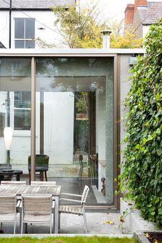 Ormond Road by GKMP Architects Oplossing bij het verbinden van 2 huizen?